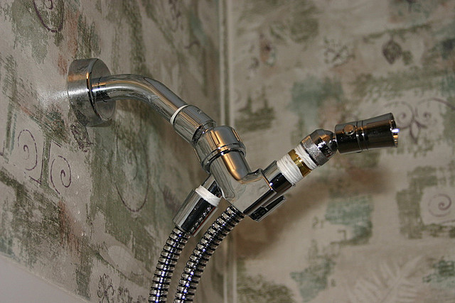 shower contraption
