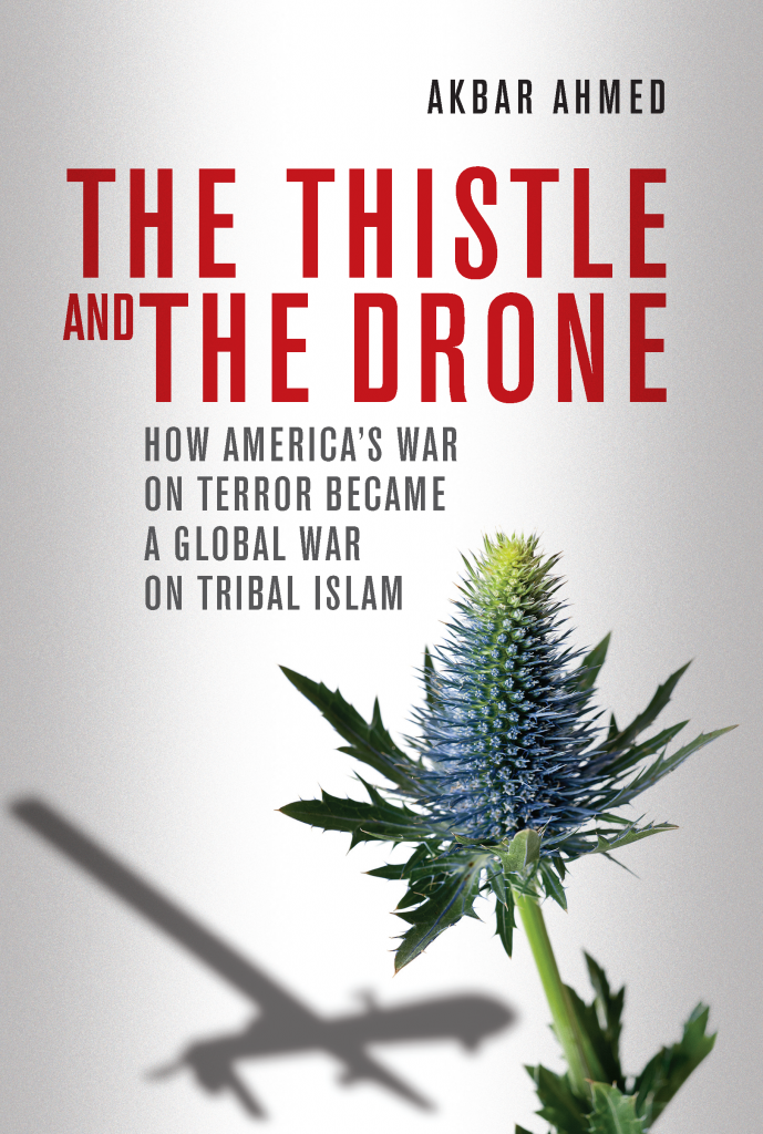 The Thistle and the Drone Cover