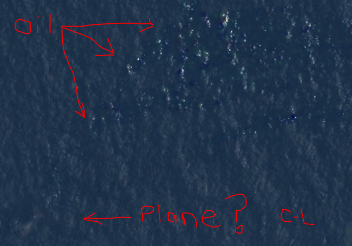 Malaysia Airlines Flight 370 Right Here.