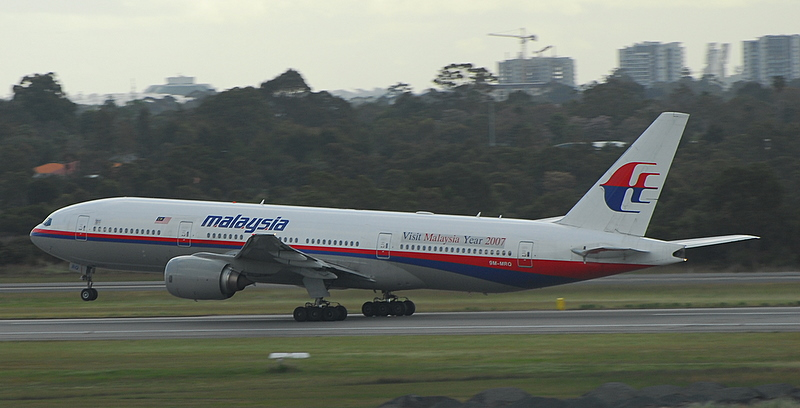 malaysia air flight