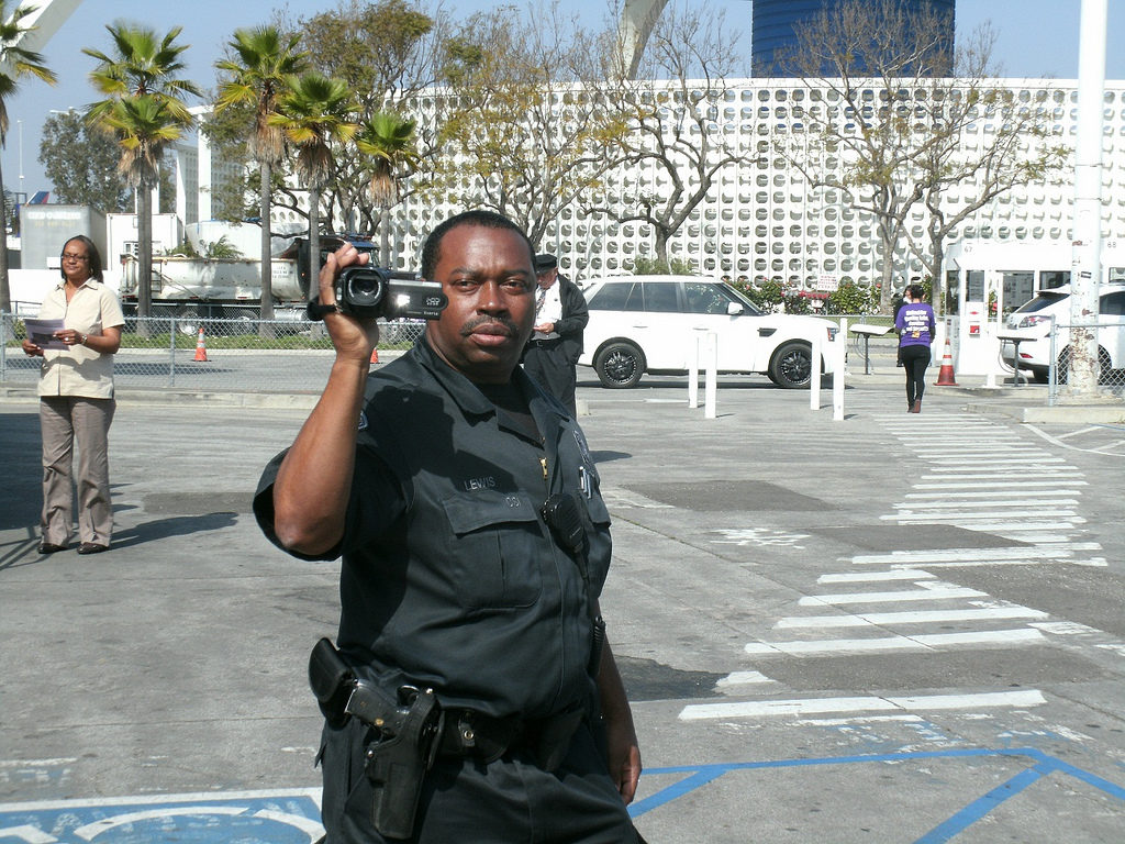 SMS LAPD Video Unit