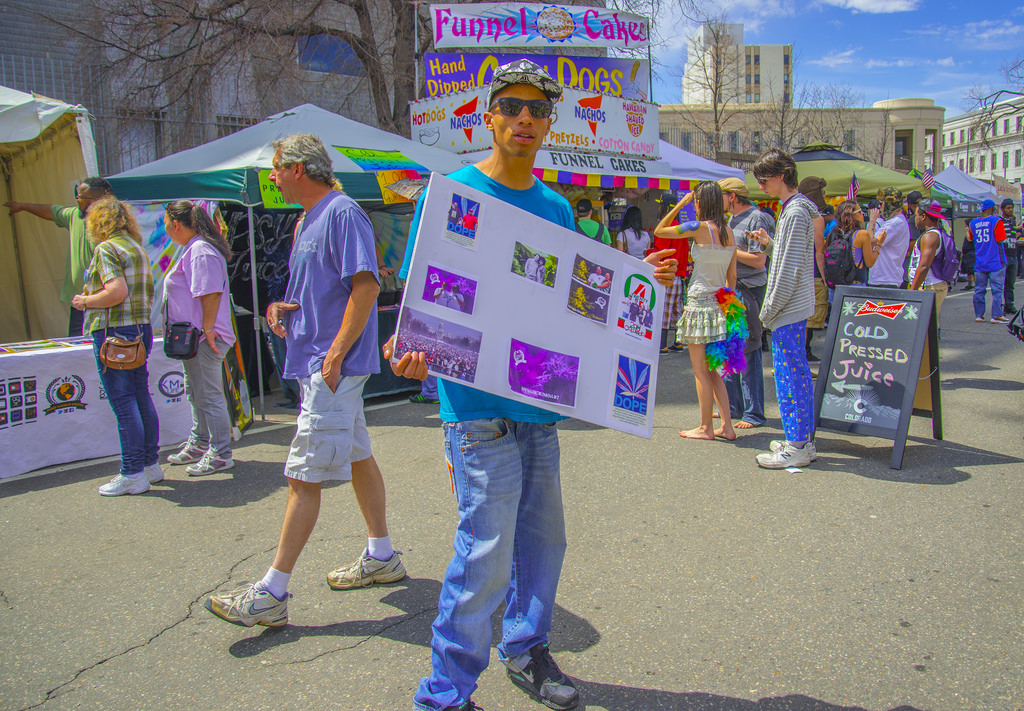 420 Rally Denver 2014 Remember The Day You're Gonna Forget Fara Paige