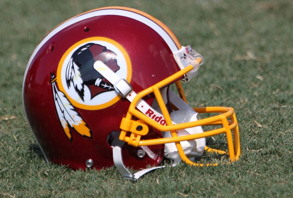 Redskins Helmet 2014 soapbox
