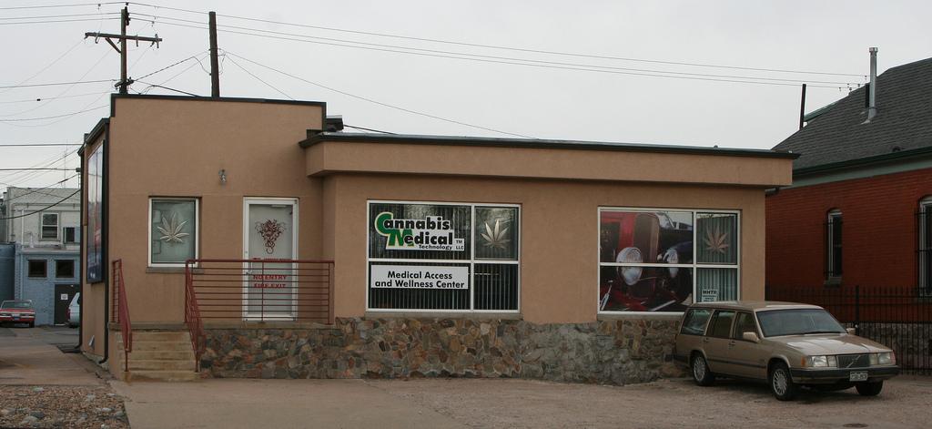 Cannabis Medical Technology Denver Dispensary