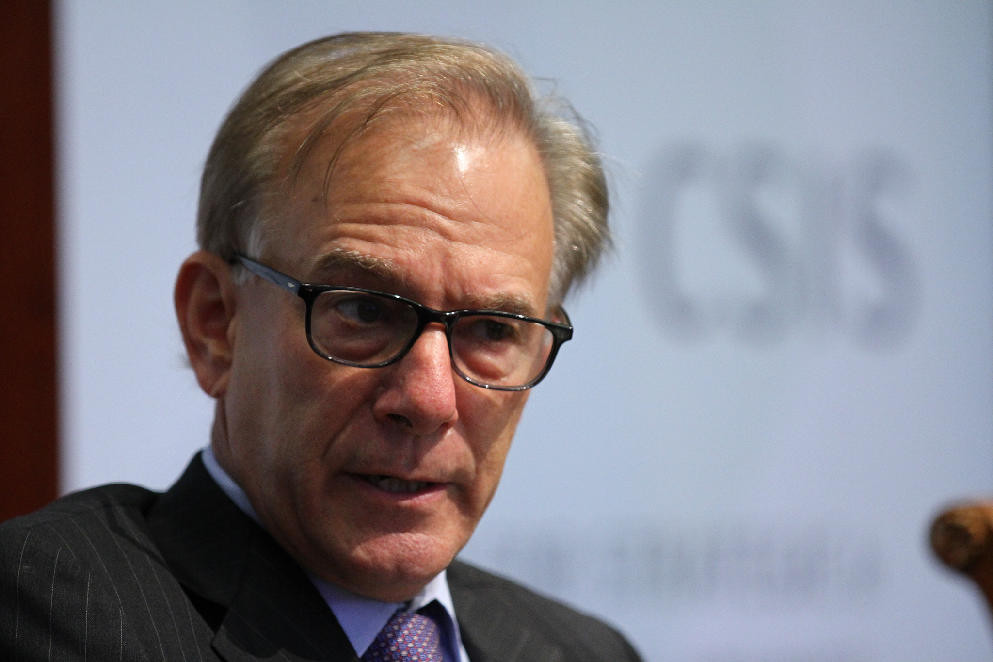 David Ignatius CSIS Panel