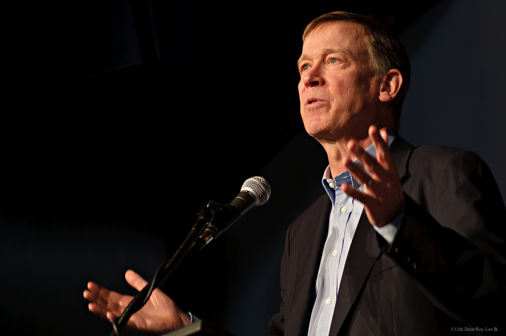 John Hickenlooper Speaks March 2011