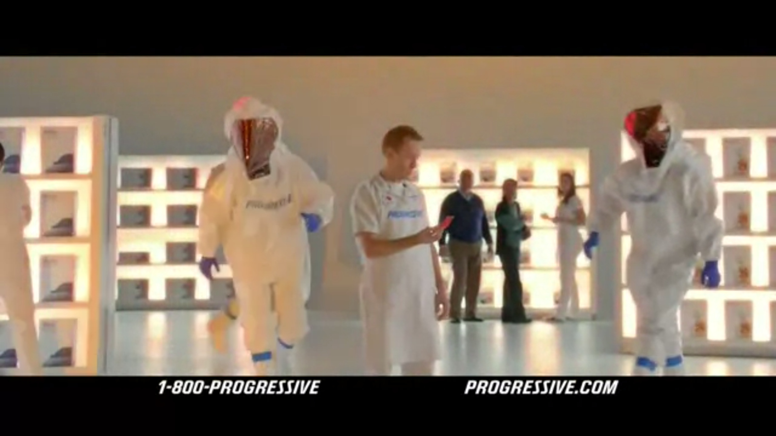 Progressive Hazmats Ad Screenshot 3