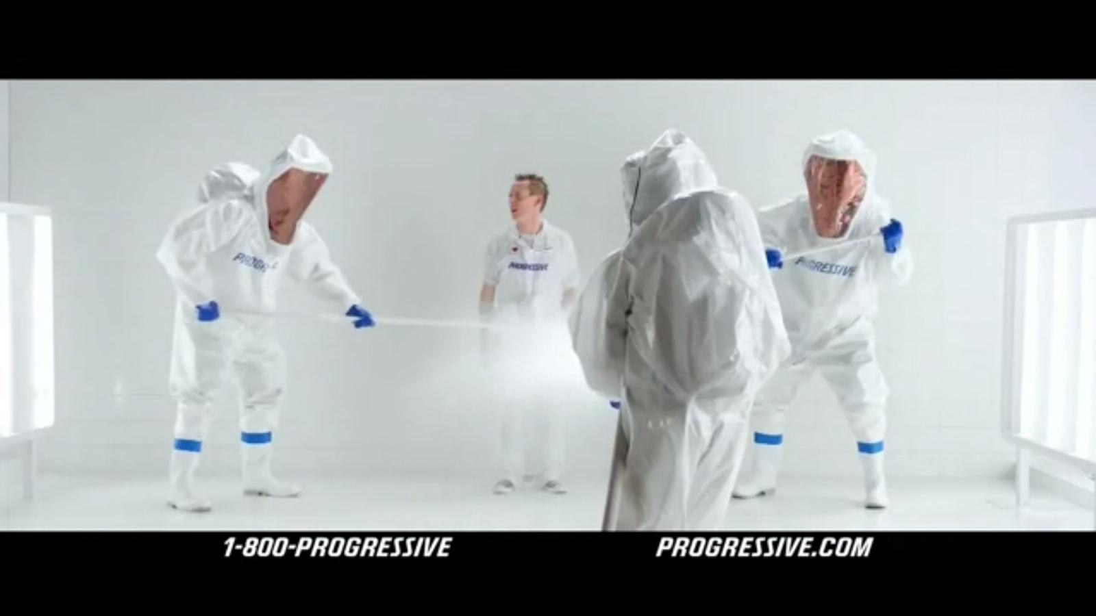 Progressive Hazmats Ad Screenshot 3