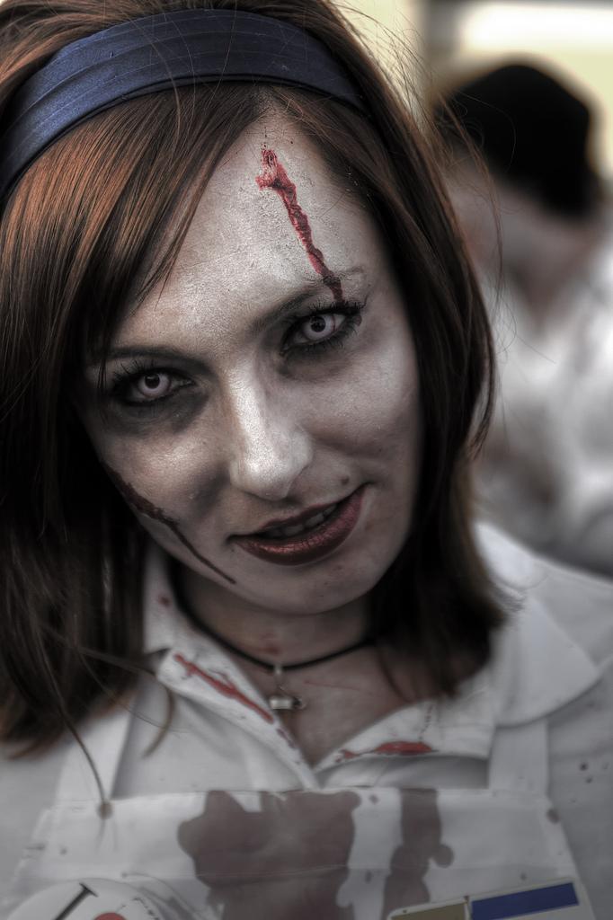 Zombie Flo Progressive Insurance