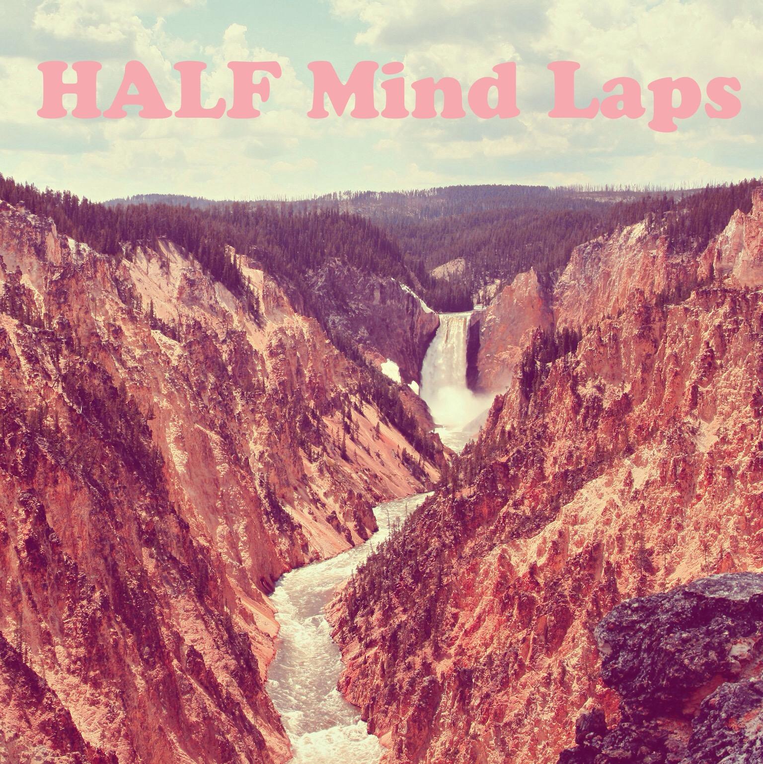 Half - Mind Laps Cover Art