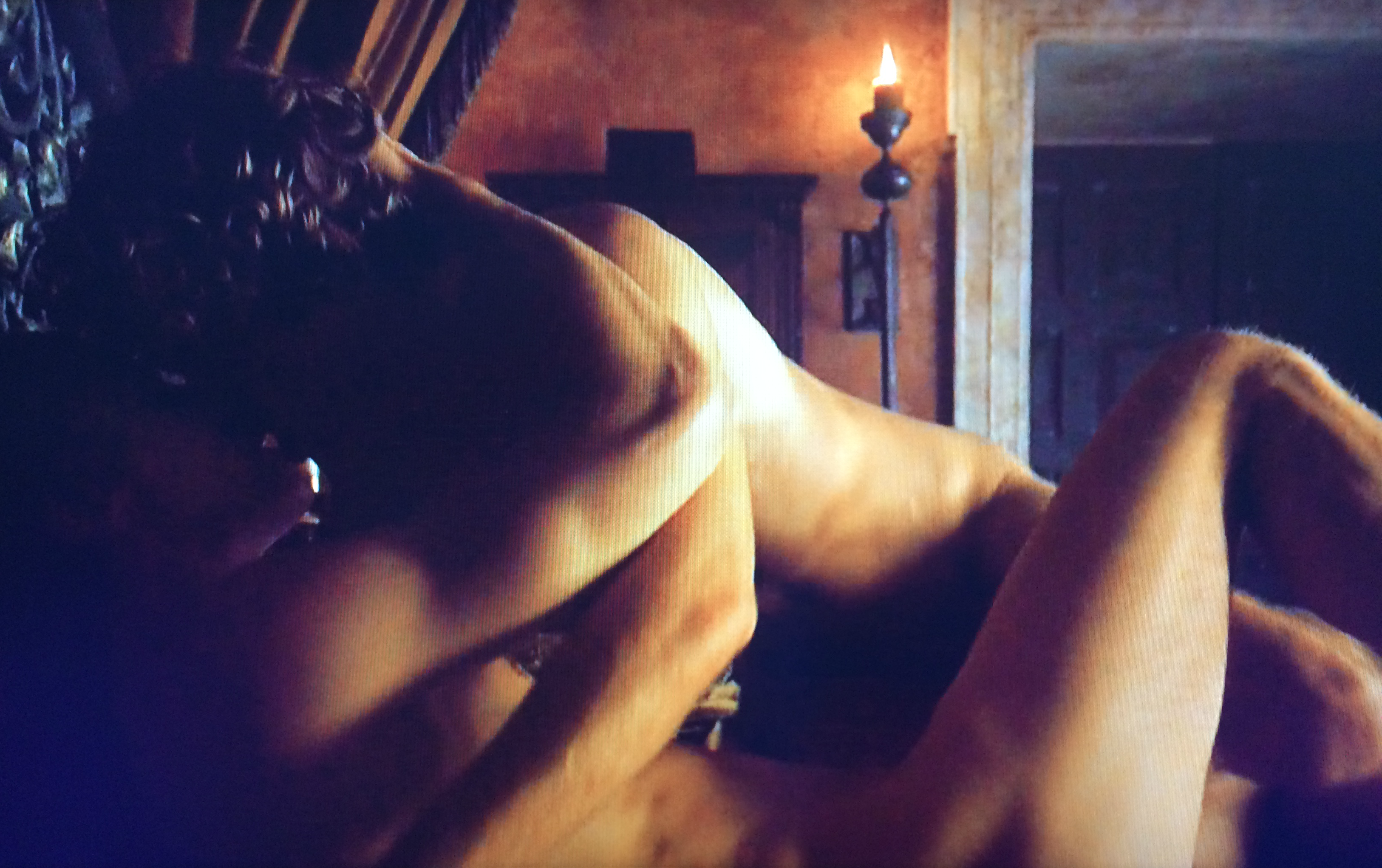 Loras Tyrell and Olyvar Game of Thrones gay sex