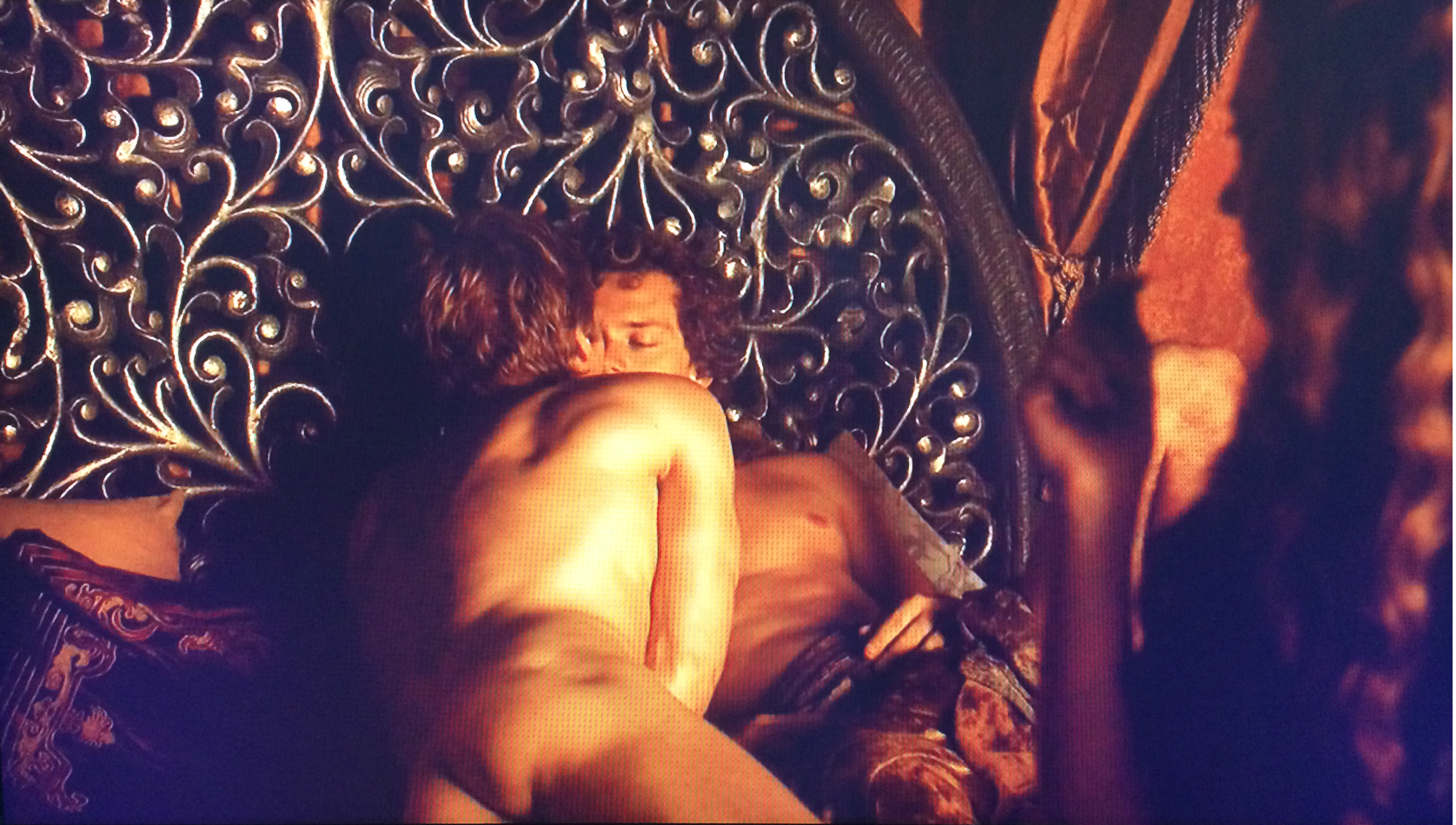 Loras Tyrell and Olyvar Game of Thrones nude