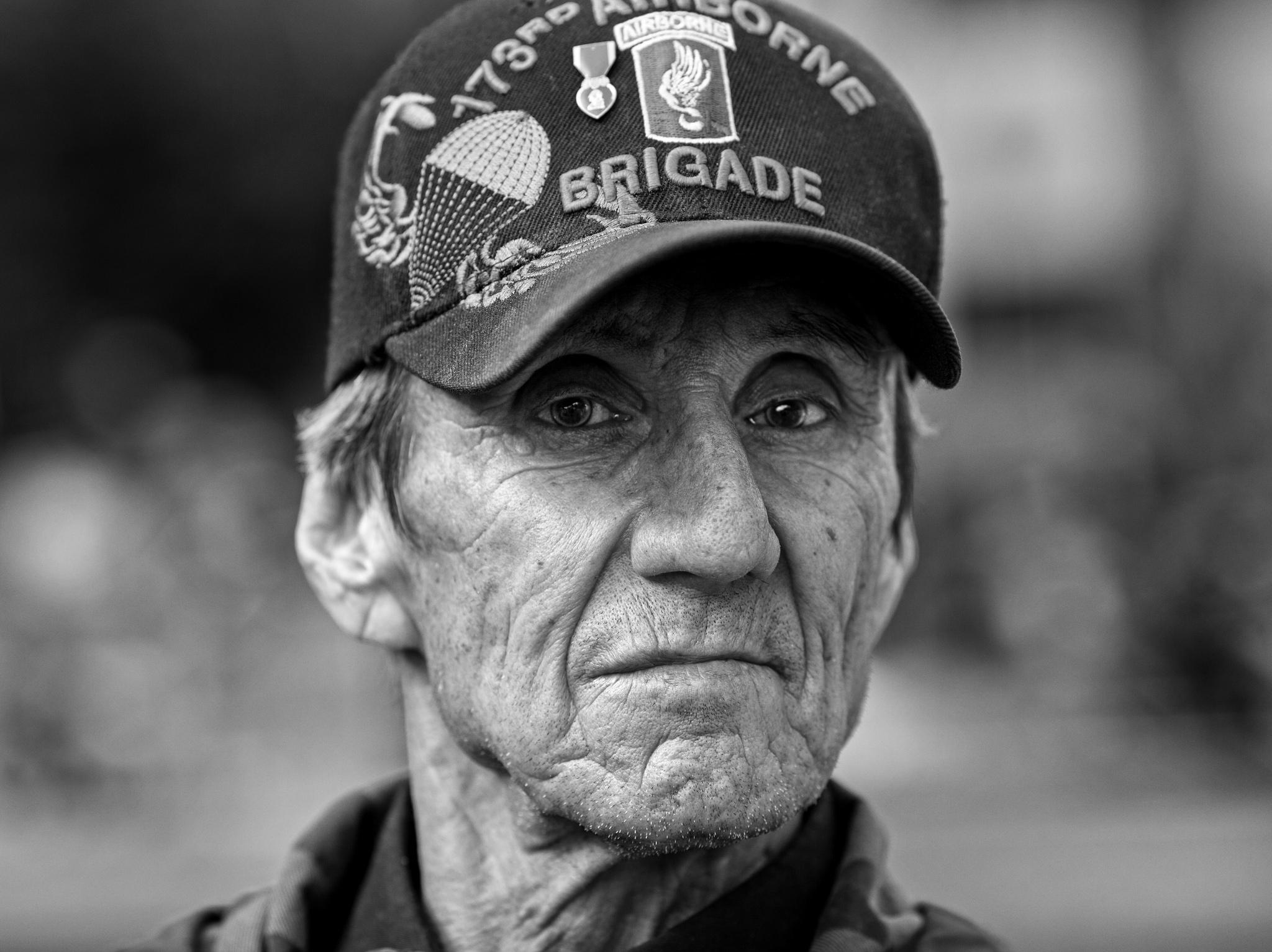 173rd Airborne Brigade Veteran