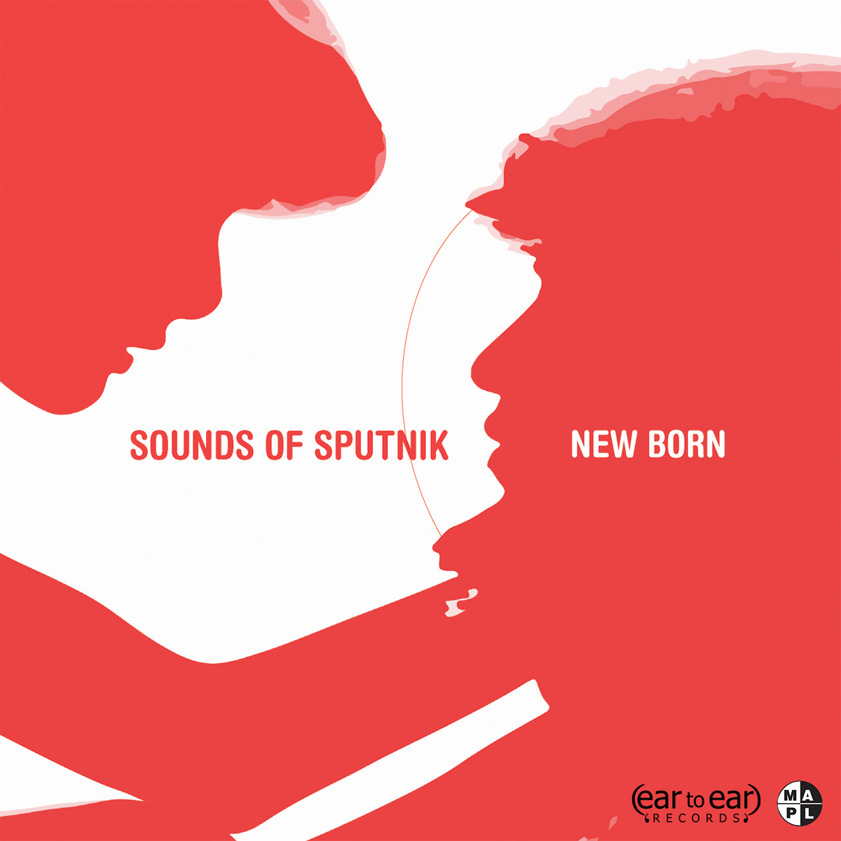 Sounds of Sputnik New Born Album Art