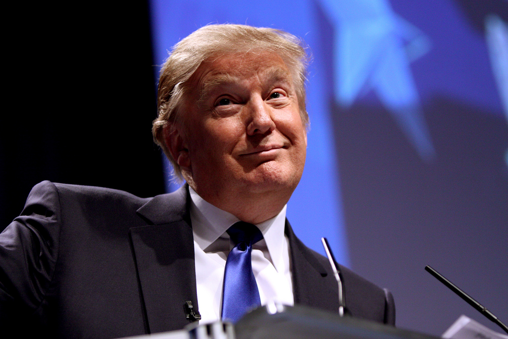 Donald Trump Speaks at CPAC 2011