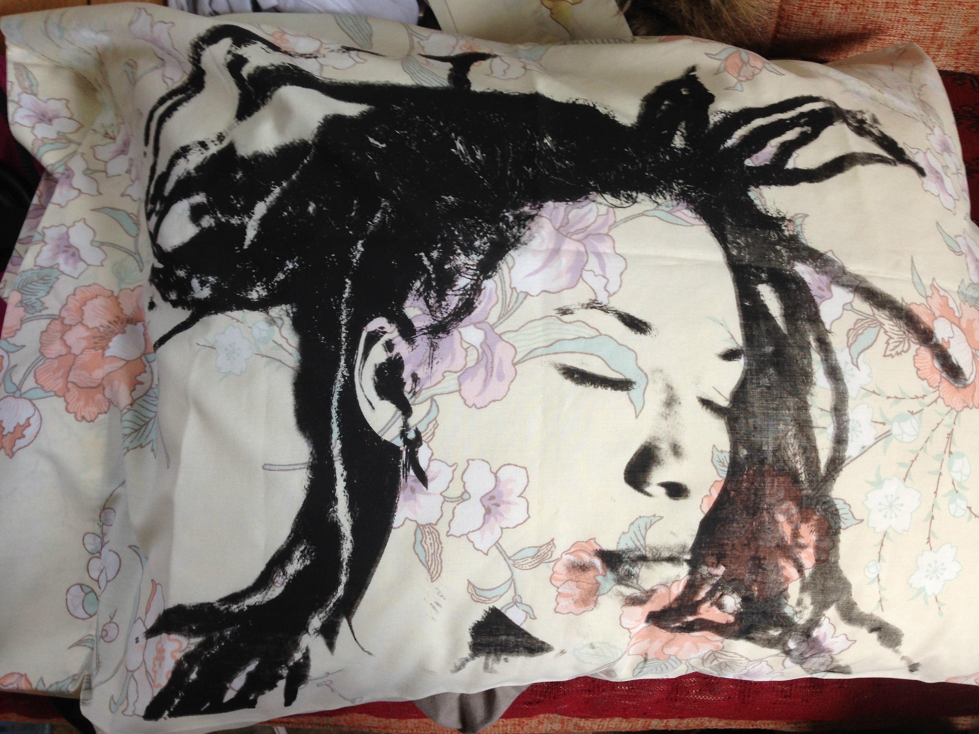 #EndTheQuota Pillow