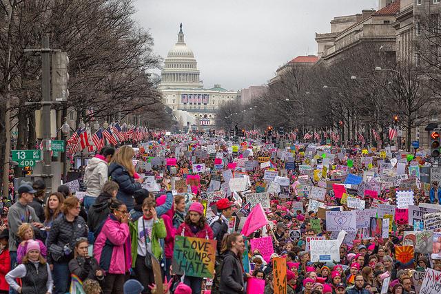 Womens March on Washington 2017