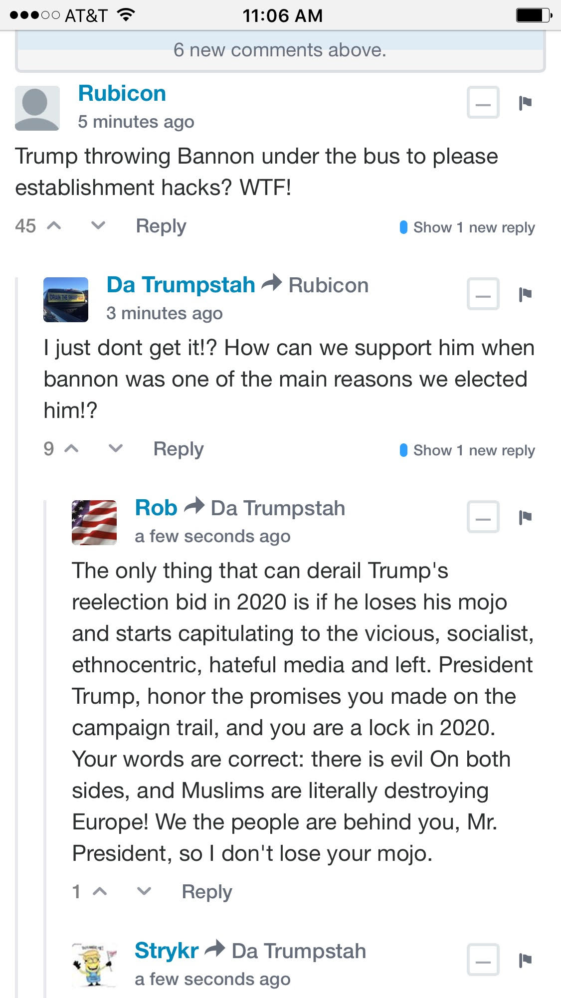 Breitbart comments 1