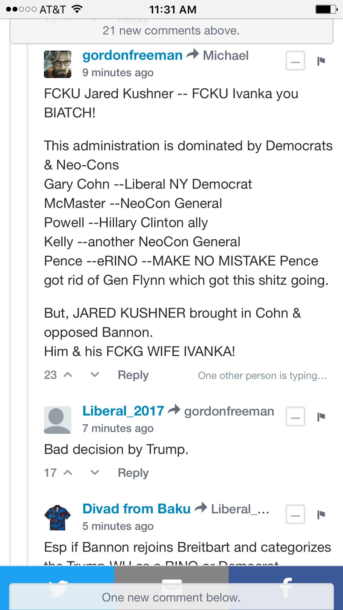 Breitbart comments 3