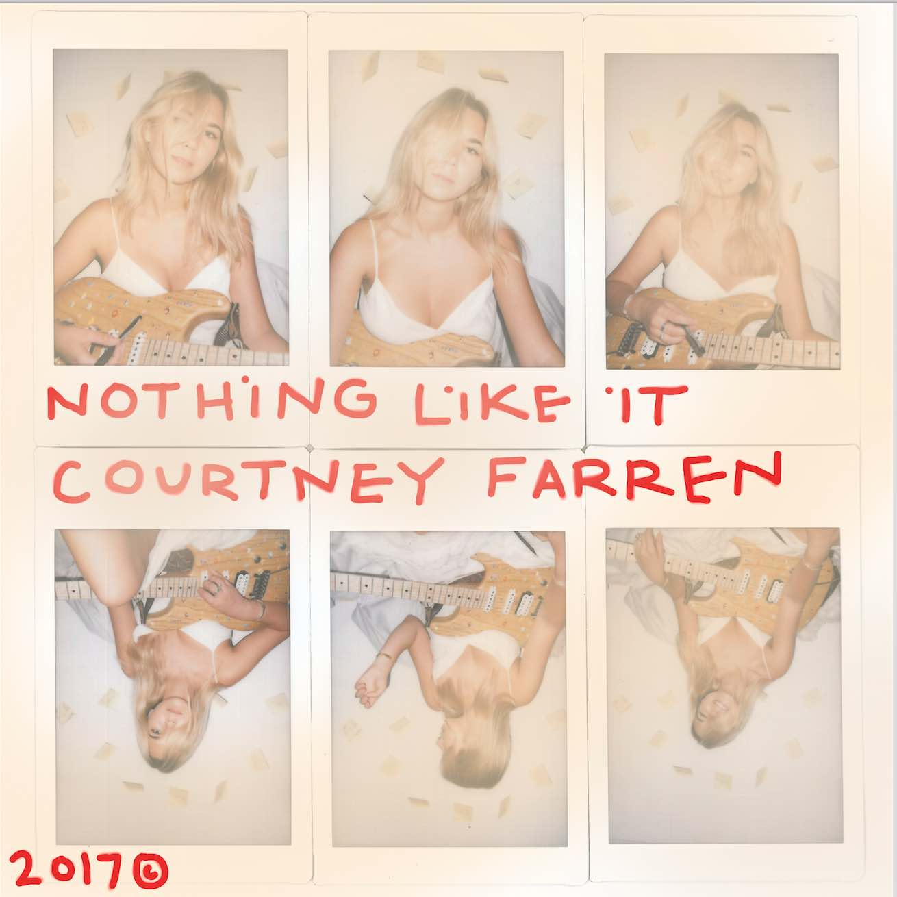 Courtney Farren - Nothing Like It (cover)
