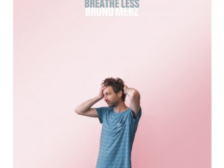 Bruno Merz Breathe Less cover art