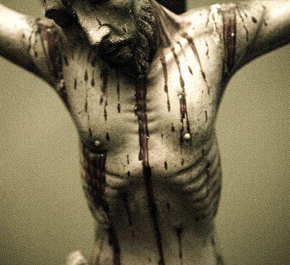 Jesus Cross Thomas Hawk