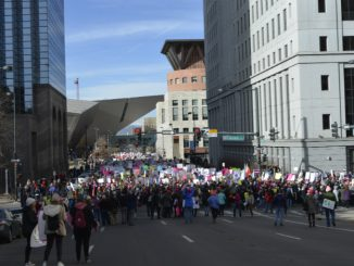 Womens March on Colorado 2018