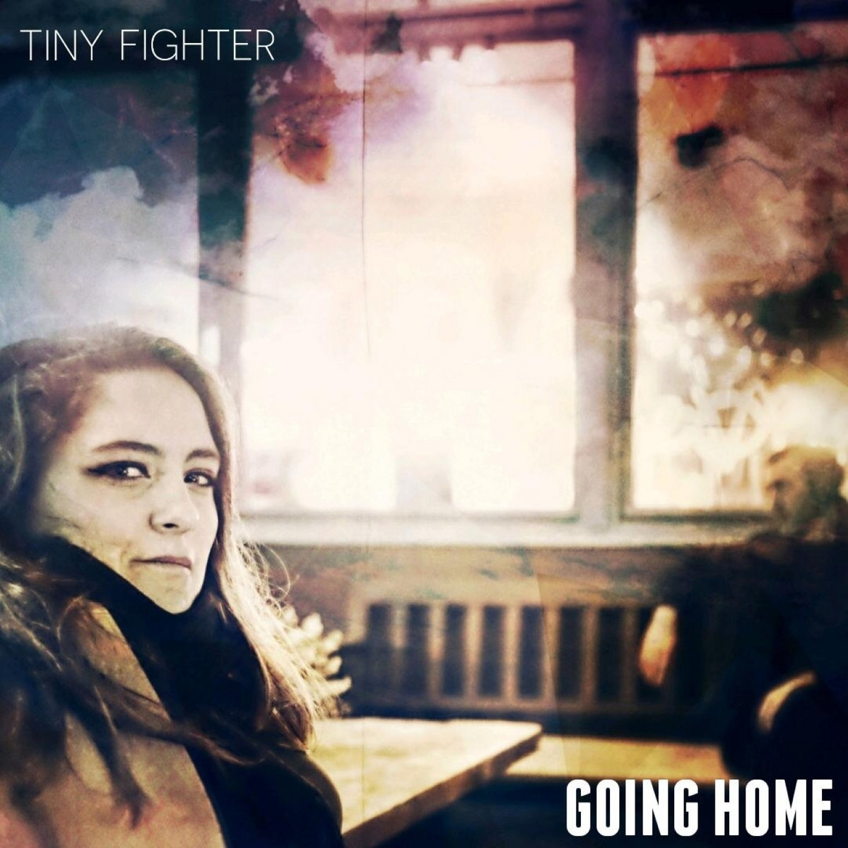 Tiny Fighter – Going Home LP (cover)