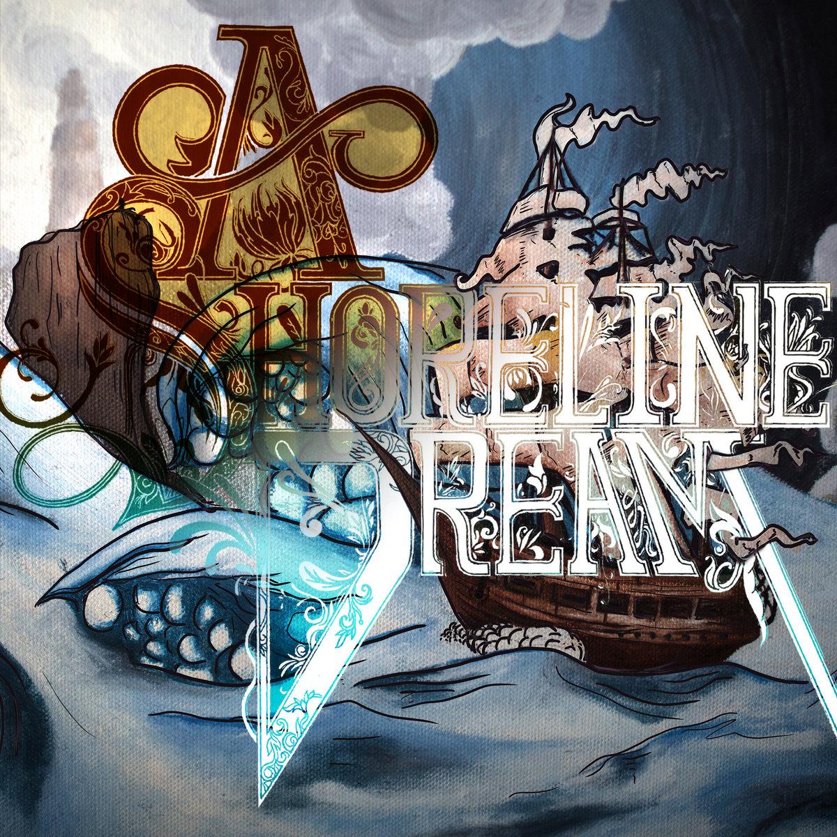 A Shoreline Dream – Meltng LP (cover)