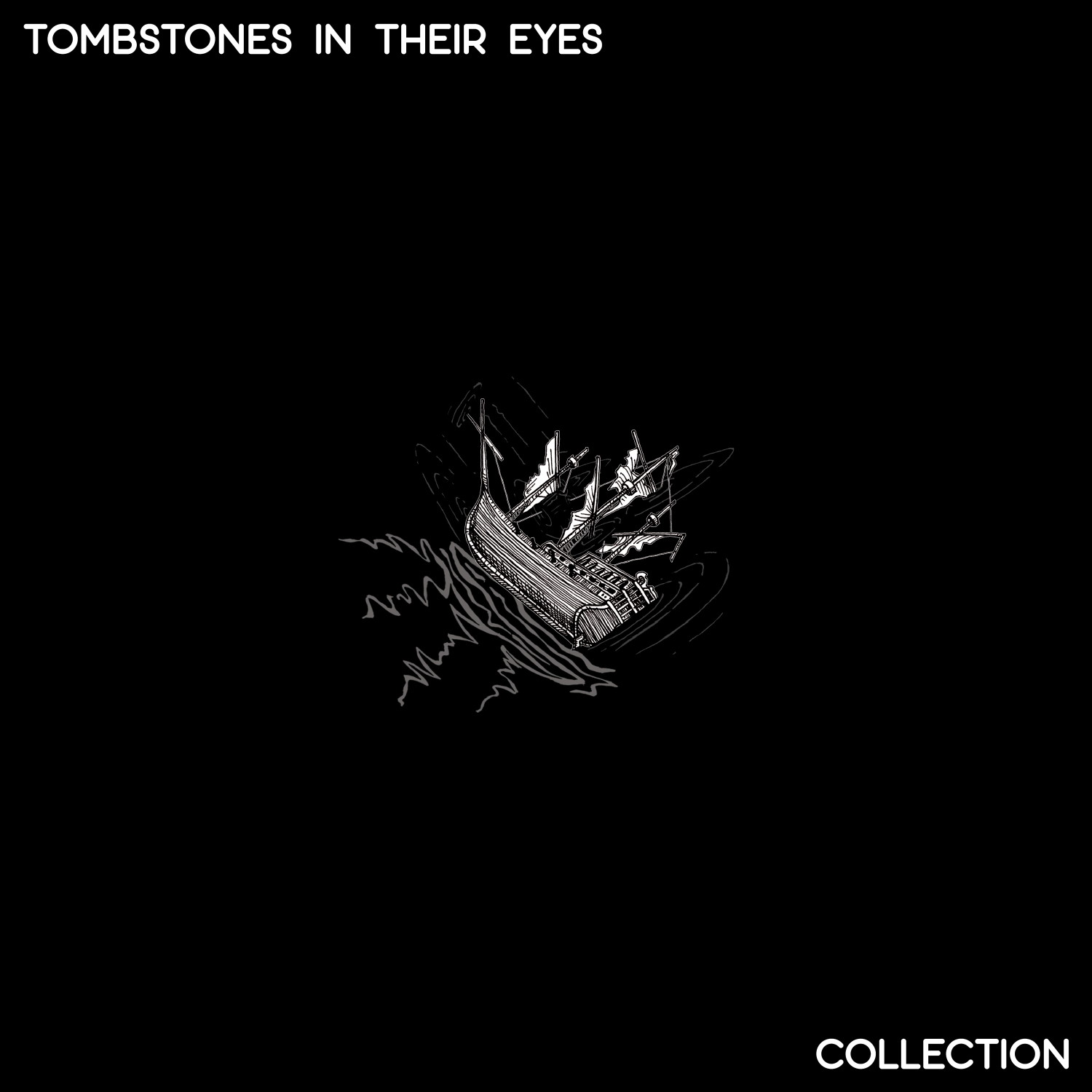 Tombstones In Their Eyes (album cover)