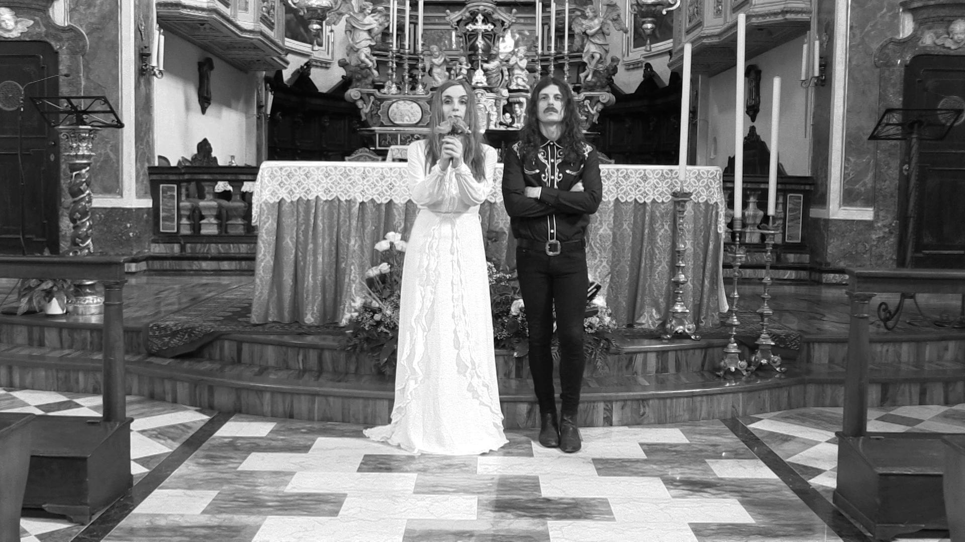 Nero Kane & Samantha Stella – photo courtesy of Samantha Stella