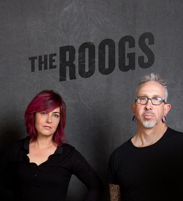 The Roogs 4 – photo by Karin Johansson