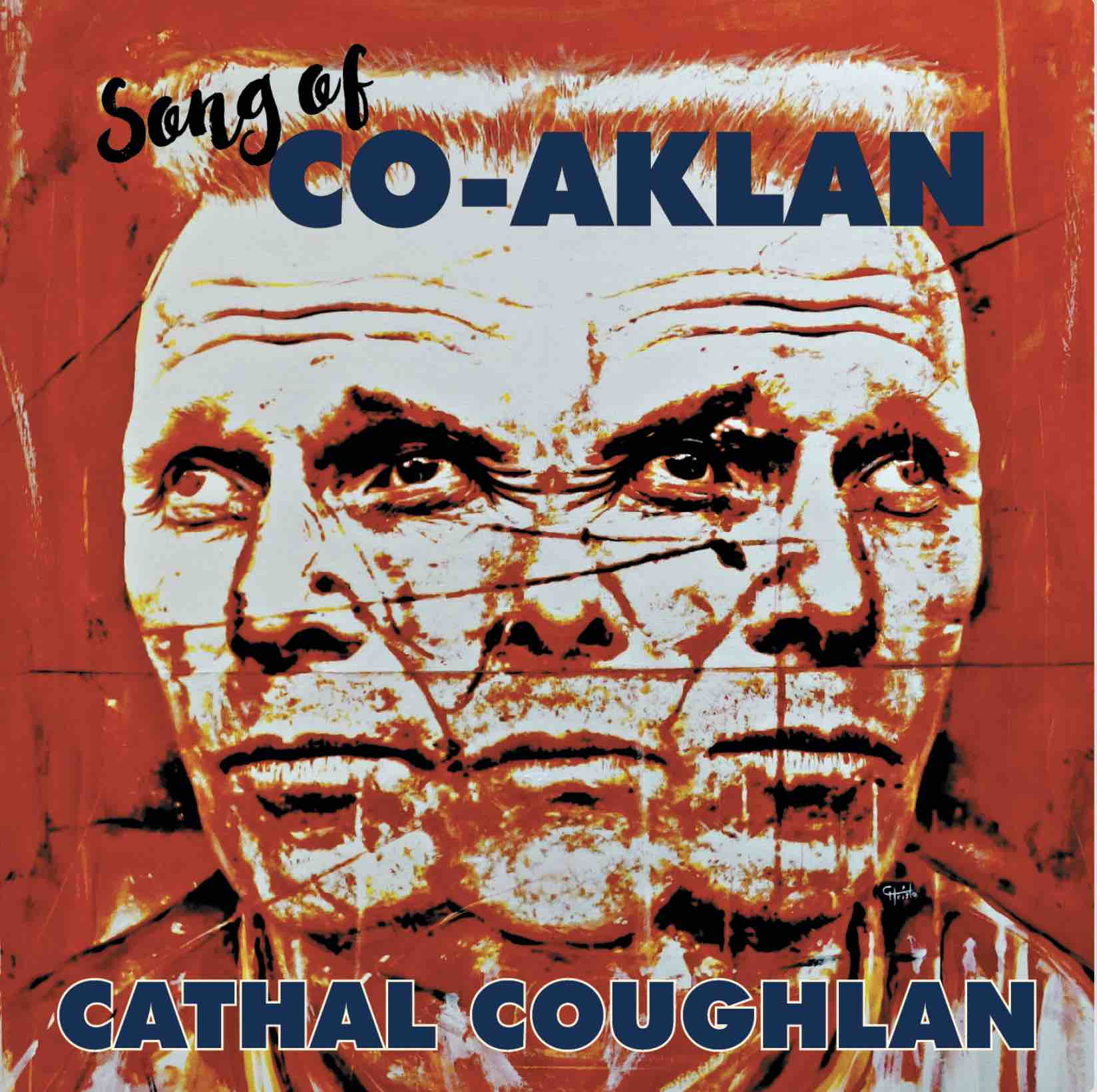 Cathal Coughlan – Song of Co-Aklan (cover)